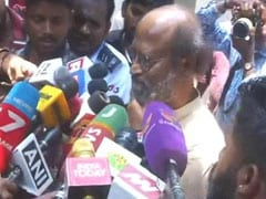 """Should Prove He Can Do It"": Rajinikanth Says Rahul Gandhi Shouldn't Quit"