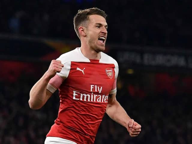 Unai Emery Confirms Aaron Ramsey Has Played Last Arsenal Game