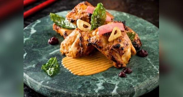Thai Style Chicken Tikka