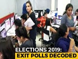 Video : Watch | Inside The Nerve Centre Of NDTV's Poll Of Polls