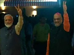 "Election Result 2019: ""Crores Of People Have Filled This Poor Man's <i>Jhola</i>"": PM On Historic Win"
