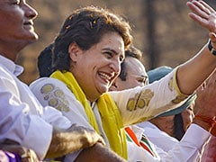 """That's The Spirit Girls!"": Priyanka Gandhi Vadra Toasts Hockey Win"