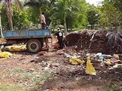 Garbage Clogs Bengaluru's Largest And Oldest Green Lung