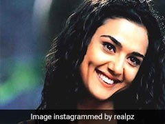 Preity Zinta's Throwback Pic Is The Perfect Thursday Treat