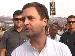 """We Boxed PM In, He Can't Talk,"" Says Rahul Gandhi On Attack Over Jobs"