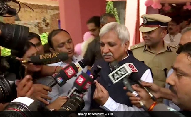 Lok Sabha Elections 2019: CEC Sunil Arora, EC Sushil Chandra Cast Votes In Delhi