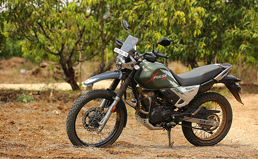 Hero XPulse 200, XPulse 200T, Xtreme 200S Launch Highlights: Price, Features, Specifications, Images