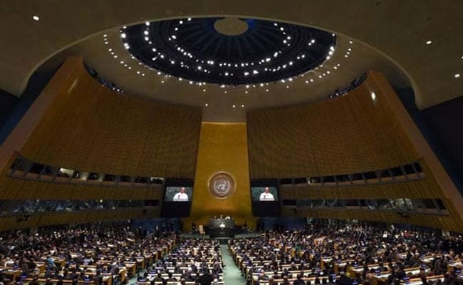 Why So Few Women Elected To Lead UN General Assembly: India