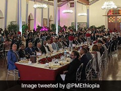 Ethiopia PM Hosts $173,000-A-Seat Fundraising Dinner To Beautify Capital