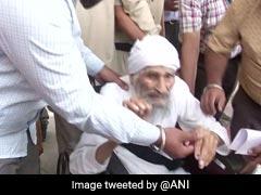 Delhi's Oldest Voter Bachan Singh Dies Aged 111