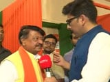 Video : Opposition Must Respect Democracy: BJP Bengal In-Charge Kailash Vijayvargiya