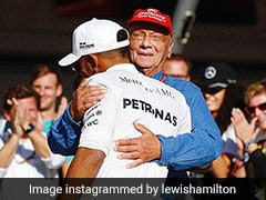Lewis Hamilton Heads To Monaco With Heavy Heart After Loss Of Niki Lauda