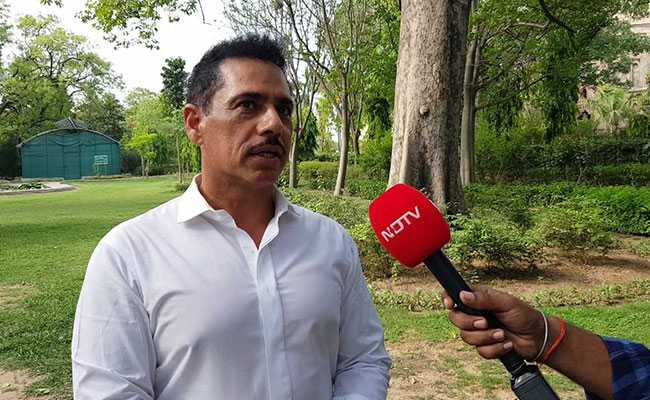 Robert Vadra Should Lose Protection From Arrest, Probe Agency Tells Court