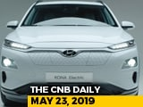 Video : Hyundai Kona EV Launch, Kia SP2i Cabin, Harley 250-500cc Bikes