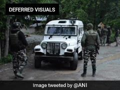3 Terrorists Shot Dead In Encounter With Security Forces In J&K's Pulwama