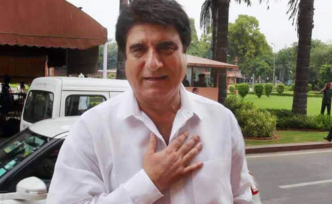 """Wanted To Welcome You"": Raj Babbar Writes To Ajay Kumar Lallu"