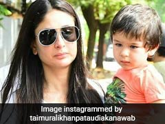Kareena Kapoor's Son Taimur Ali Khan Does Not Eat Anything At Birthday Parties! Here's Why