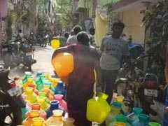 Chennai Residents Blame Metro Tunnel For Groundwater Depletion