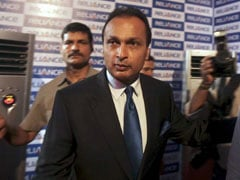 Unit Of Anil Ambani's Reliance Communications Files For Bankruptcy