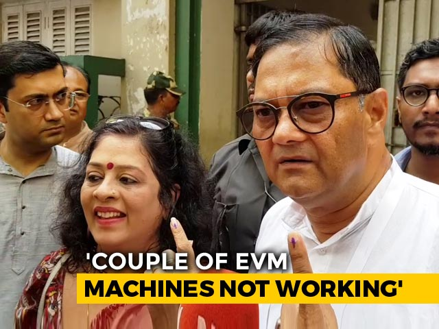 "Video : ""Trinamool Has Let People Down"": BJP South Kolkata Candidate Confident Of Win"