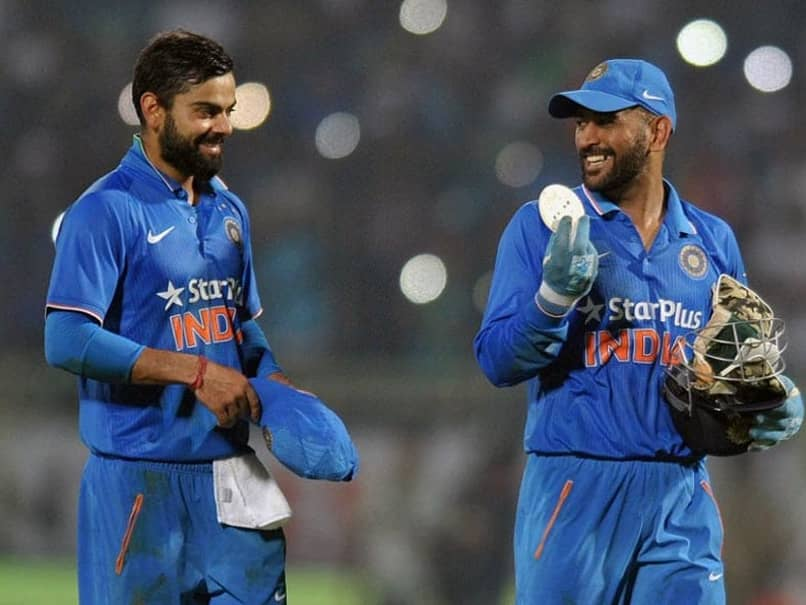 """MS Dhoni, Virat Kohlis Commitment To Each Other """"Tremendous"""", Says Ravi Shastri Ahead Of World Cup"""