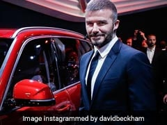 David Beckham Receives A 6 Month Driving Ban For Using Mobile Phone Behind The Wheel