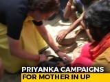 "Video : Priyanka Gandhi, Snake Charmer? Watch Her Unusual Campaign ""Outreach"""