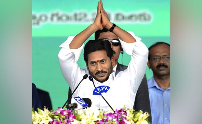 Jagan Reddy Orders Crackdown On Illegal Liquor Shops In Andhra Pradesh