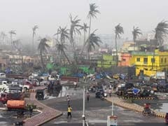 Number Of Dead From Cyclone Fani Rises To 29 In Odisha