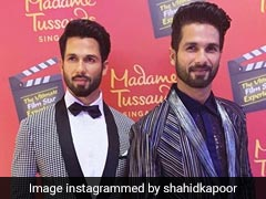 What Shahid Kapoor's <I>Kabir Singh</i> Co-Star Kiara Advani Said About His Madame Tussauds Doppelganger