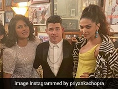 Met Gala 2019: Priyanka Chopra, Deepika Padukone, Nick Jonas 'End The Night' With A Fab Pic