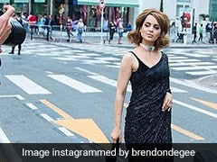 Cannes 2019: Kangana Ranaut Reveals Details Of Her 'Unique' Red Carpet Look