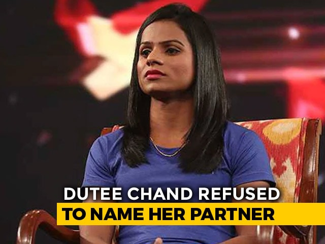 Video : Sprinter Dutee Chand Alleges Threat From Family Over Gay Relationship