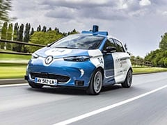 Renault Starts Paris-Saclay Autonomous Lab Project To Develop Future Mobility Solutions