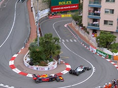 F1: Hamilton Beats Verstappen To Win Dramatic Monaco GP