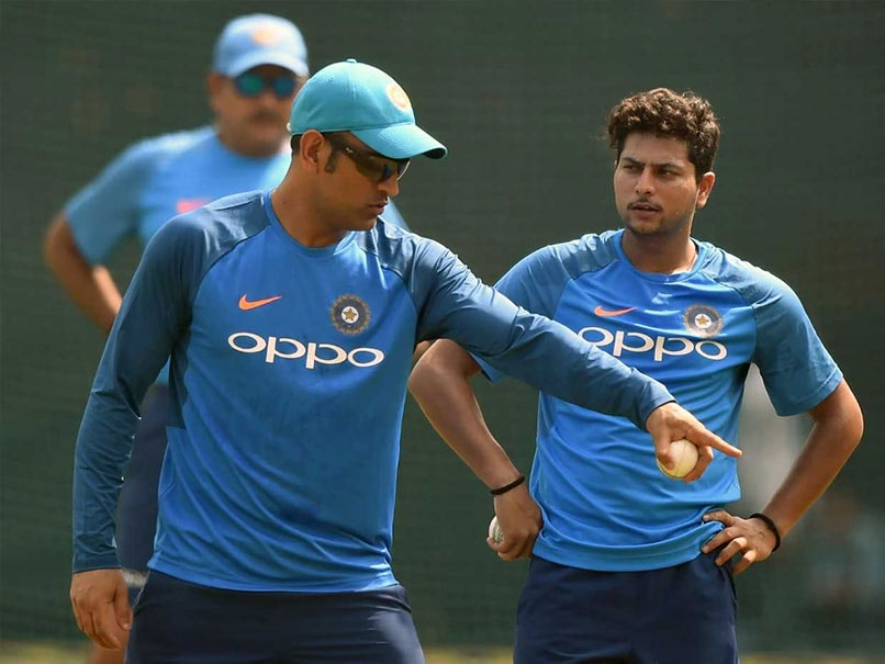 MS Dhoni-Kuldeep Yadav Statement Row: Spinner Clarifies Statement On Former India Captain