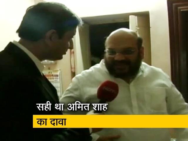 Videos : अमित शाह का 2007 का इंटरव्यू रवीश कुमार के साथ...