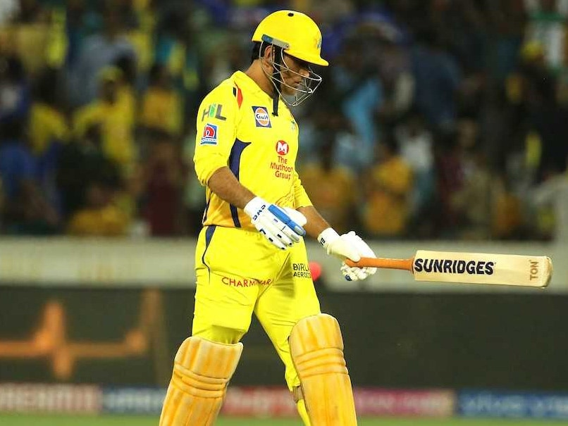 IPL Final:MS Dhoni run out costs CSK title, Watch Video