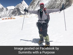 """First Black Woman To Climb Mount Everest Says It """"Needed To Be Done"""""""