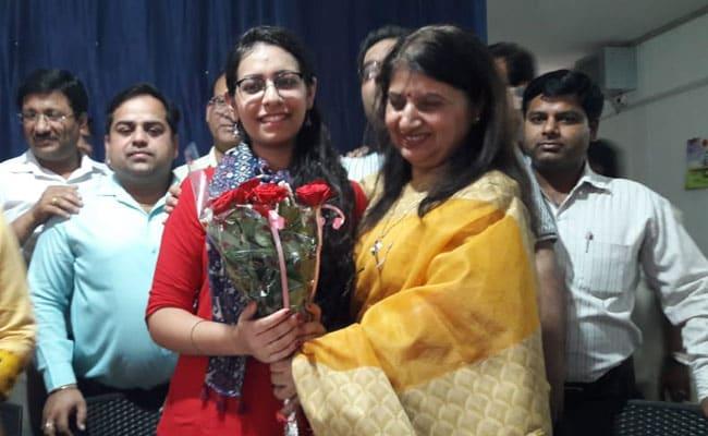 Exclusive: CBSE 12th Topper करिश्मा अरोड़ा ने NDTV से कहा- मुझे टॉप करने की उम्मीद नहीं थी