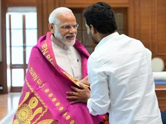 """Had BJP Got 250"": Jagan Reddy On Special Status After Meeting With PM"