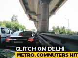 Video : Services On Delhi Metro's Gurgaon Route Restored After Snag Hit Thousands