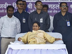 "Mayawati's Party Refutes Rajasthan Lawmaker's ""Ticket-For-Money"" Charge"