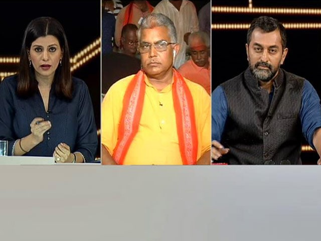 Video : Bengal BJP Chief Dilip Ghosh On How Party Managed To Shock Trinamool