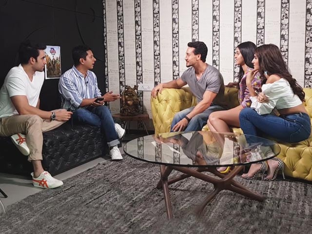 Tiger Shroff, Ananya Panday, & Tara Sutaria Take The 'Karan Johar Movie Quiz'