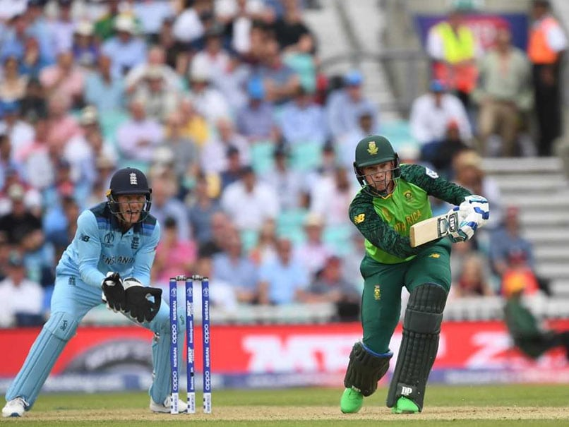 England vs South Africa Live Cricket Score, Cricket World Cup 2019: England On Top As South Africa Lose Five In Chase