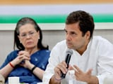 Video : Rahul Gandhi's Offer To Resign Rejected Unanimously By Congress
