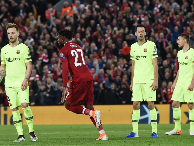 Liverpool Champions League Goal Vs Barcelona Inspires Mumbai Police Safety Campaign