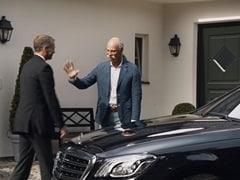BMW Bids An Amazing Farewell To Mercedes-Benz CEO Dieter Zetsche On His Retirement Day