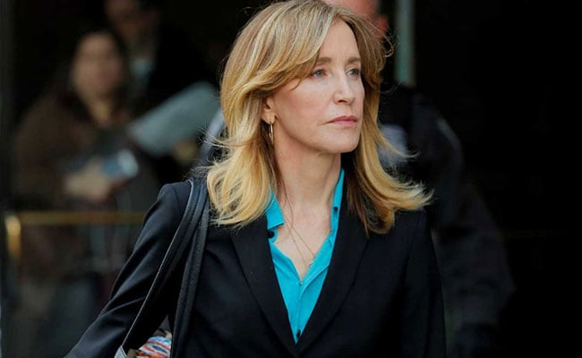 Actress Felicity Huffman To Plead Guilty To US College Cheating Scam